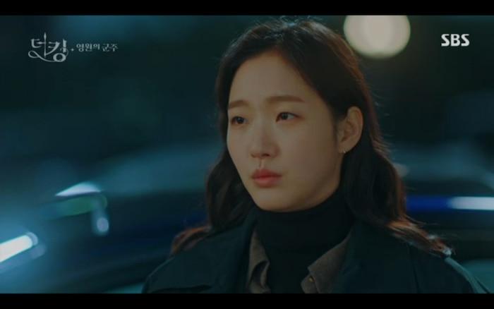 Quân vương bất diệt tập 4: Kim Go Eun 'sốc tận óc' vì nhảy sang thế giới song song của Lee Min Ho? 21