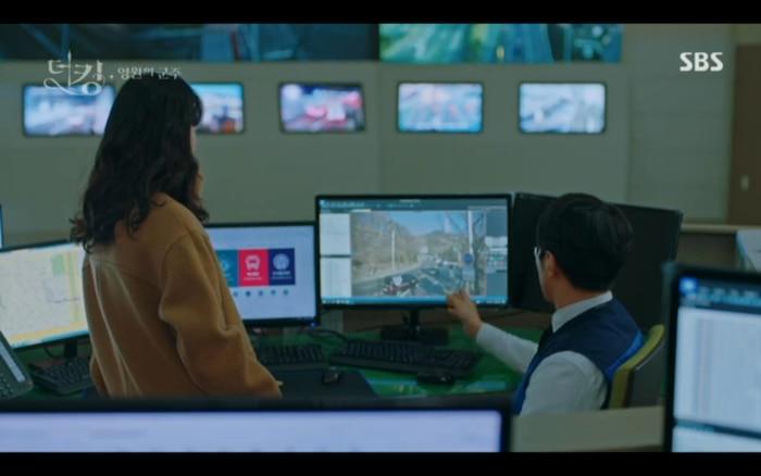 Quân vương bất diệt tập 4: Kim Go Eun 'sốc tận óc' vì nhảy sang thế giới song song của Lee Min Ho? 22