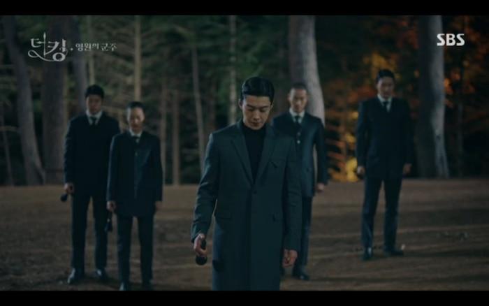 Quân vương bất diệt tập 4: Kim Go Eun 'sốc tận óc' vì nhảy sang thế giới song song của Lee Min Ho? 37