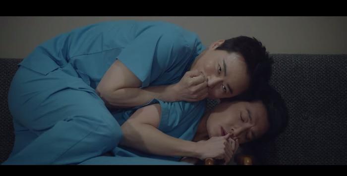 Kim Jun Wan vẫn yêu đương bí mật nên IK Jun không hề biết nhân vật chính là em gái mình
