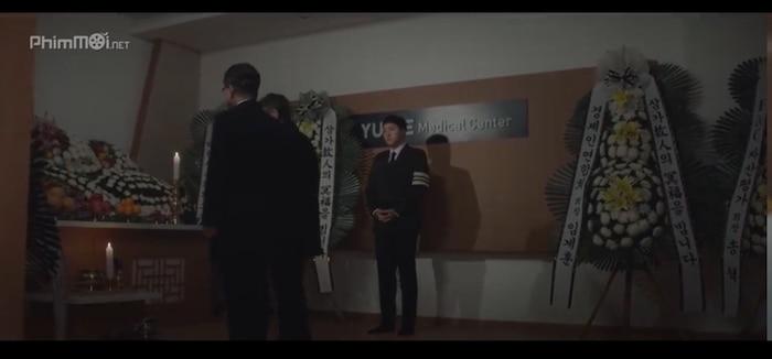 Bố của Seok Hyung mất