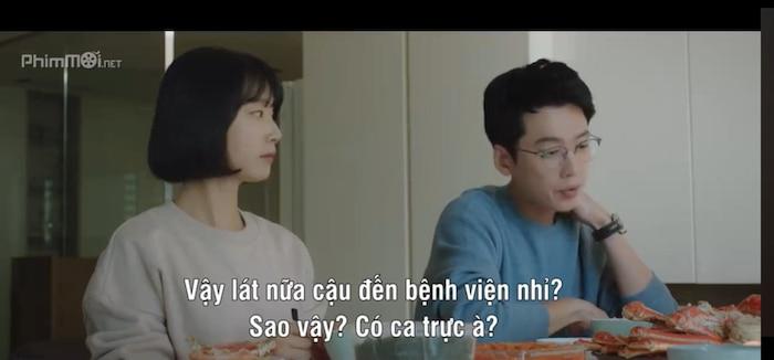 Jun Wan tìm cớ để đến nhà Ik Jun, mục đích là để gặp người thương Ik Sun
