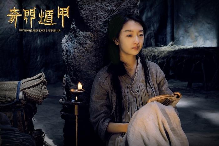 'Song Kim Ảnh hậu' Châu Đông Vũ tự hạ thấp giá trị bằng cách đóng phim chiếu mạng khiến dư luận chê cười 5