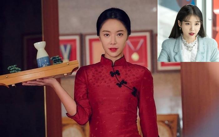 Hội khẩu nghiệp kết nạp thêm Hwang Jung Eum, bà chủ IU tìm được đối thủ xứng tầm 0