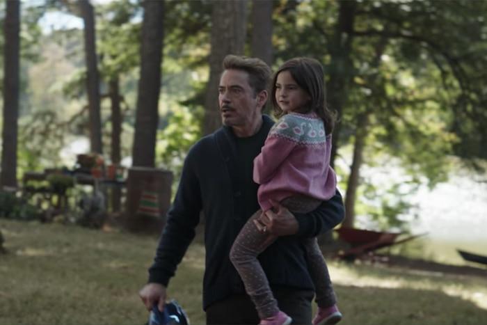Con gái của Iron Man với câu nói 'I Love You 3000' kinh điển sẽ trở lại MCU? 0