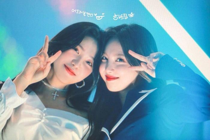 Nayeon và Yeri rất thân thiết với nhau nên fan rất mong chờ những câu chuyện được hé lộ trong show sắp đến.