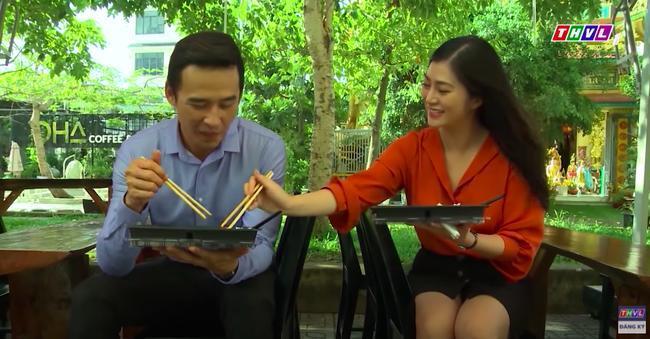 'Mẹ ghẻ': Lộ cảnh ngọt ngào của Thanh Trúc - Lương Thế Thành, yêu nhau trước mặt Thúy Diễm? 3