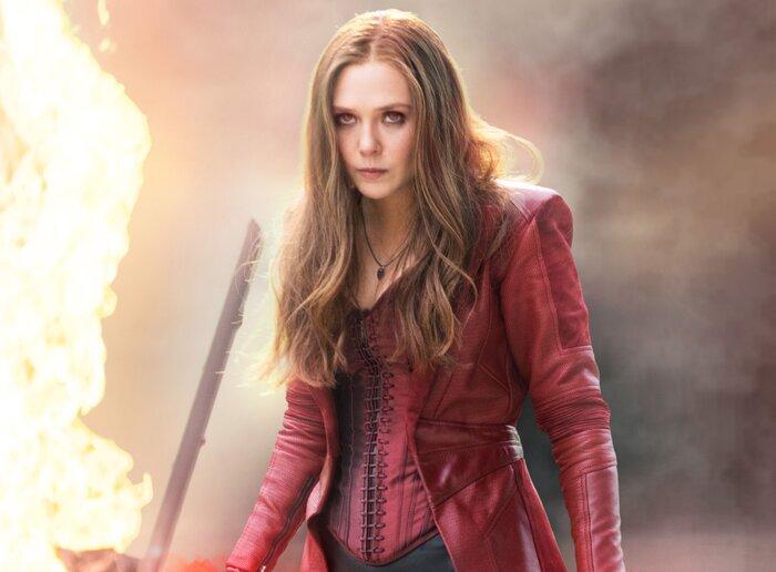 Scarlet Witch đã thể hiện sức mạnh của mình vô cùng tuyệt hảo.