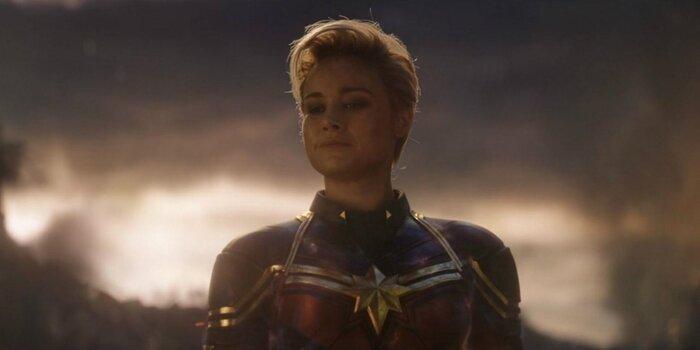 Captain Marvel chính là siêu anh hùng mạnh nhất của MCU.