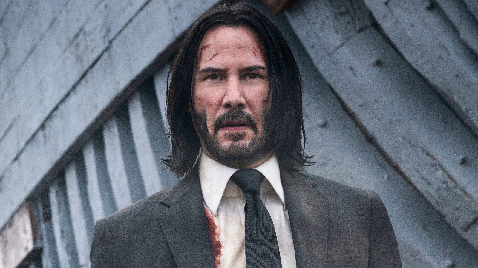 Keanu Reeves với hình tượng lãng tử hào hoa gây bão trong 'John Wick', từng gây sốt khi đóng phim 'Ma Trận'
