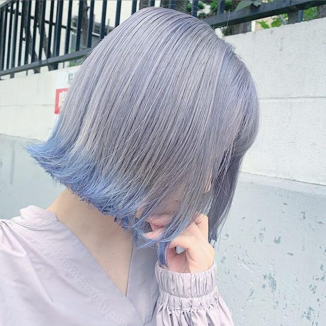 Màu tóc xanh của Rosé quá xịn, dự sẽ thành hot trend chị em nào cũng muốn 'đu' theo hè này 2