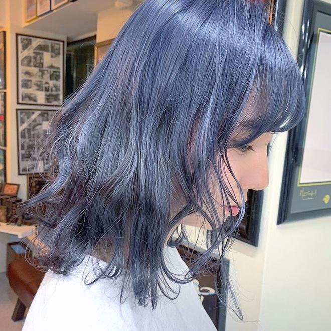 Màu tóc xanh của Rosé quá xịn, dự sẽ thành hot trend chị em nào cũng muốn 'đu' theo hè này 6