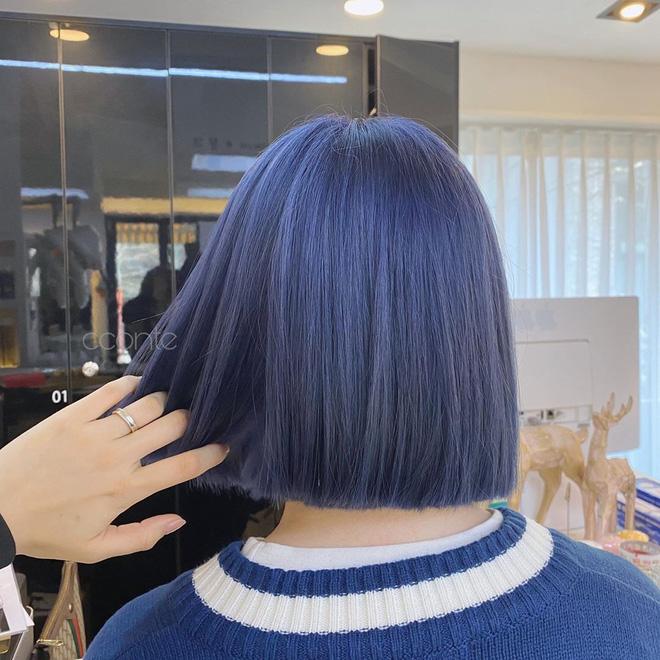 Màu tóc xanh của Rosé quá xịn, dự sẽ thành hot trend chị em nào cũng muốn 'đu' theo hè này 8