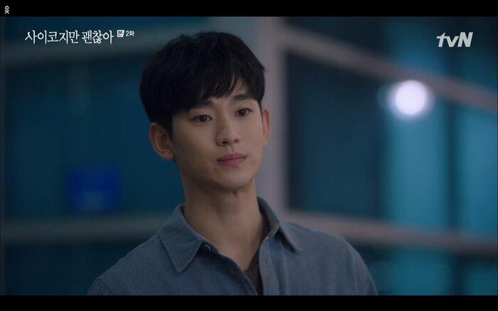 Kang Tae từ chối Joo Ri về quê làm việc.