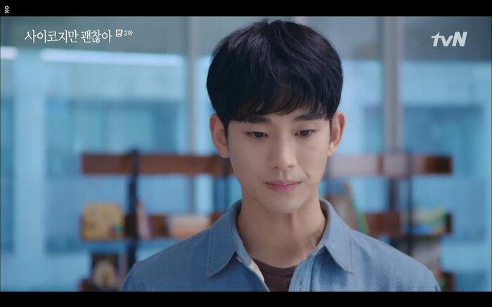 'It's Okay to Not Be Okay' tập 2: 'Điên nữ' Seo Ye Ji vô tư đánh người để bảo vệ 'crush' Kim Soo Hyun 3