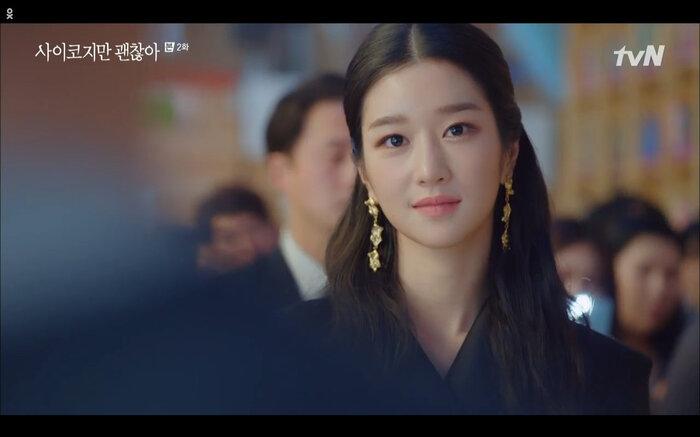 'It's Okay to Not Be Okay' tập 2: 'Điên nữ' Seo Ye Ji vô tư đánh người để bảo vệ 'crush' Kim Soo Hyun 13