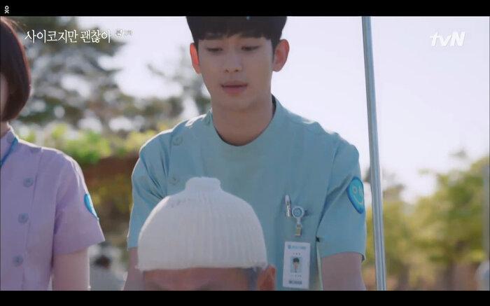 'It's Okay to Not Be Okay' tập 2: 'Điên nữ' Seo Ye Ji vô tư đánh người để bảo vệ 'crush' Kim Soo Hyun 21