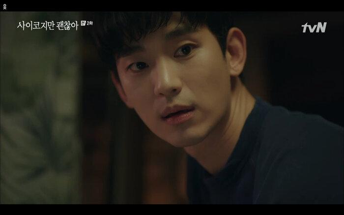 Kang Tae đưa anh trai về quê sống.