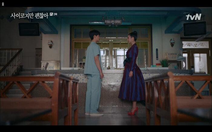 'It's Okay to Not Be Okay' tập 2: 'Điên nữ' Seo Ye Ji vô tư đánh người để bảo vệ 'crush' Kim Soo Hyun 25
