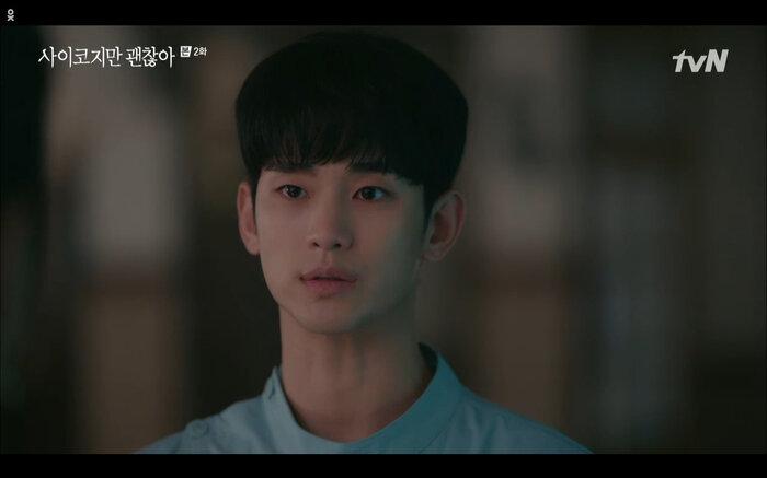 'It's Okay to Not Be Okay' tập 2: 'Điên nữ' Seo Ye Ji vô tư đánh người để bảo vệ 'crush' Kim Soo Hyun 26