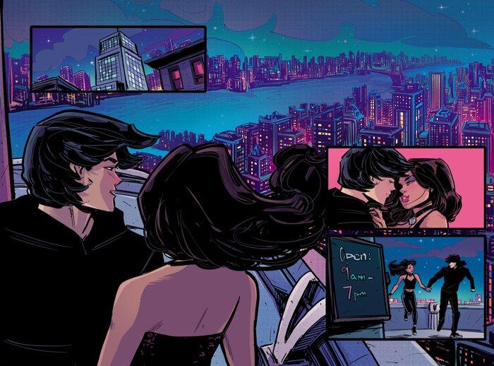 DC bị ném đá vì mối tình tay ba giữa Batman, Catwoman & Joker 0