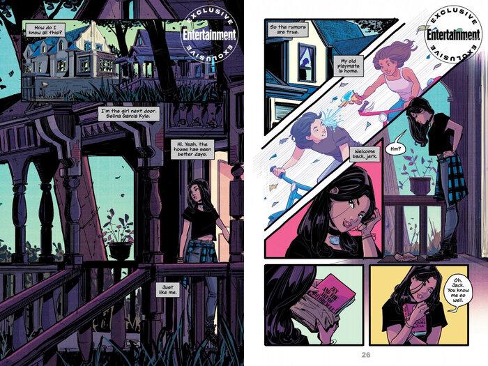 DC bị ném đá vì mối tình tay ba giữa Batman, Catwoman & Joker 5