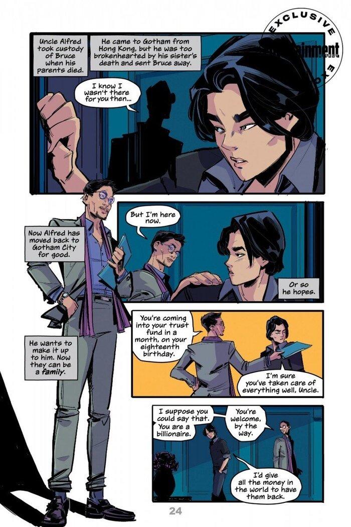 DC bị ném đá vì mối tình tay ba giữa Batman, Catwoman & Joker 6