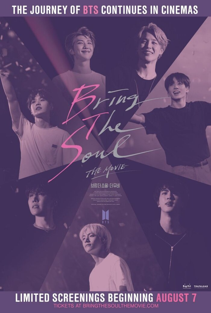 Bring the Soul: The Movie.
