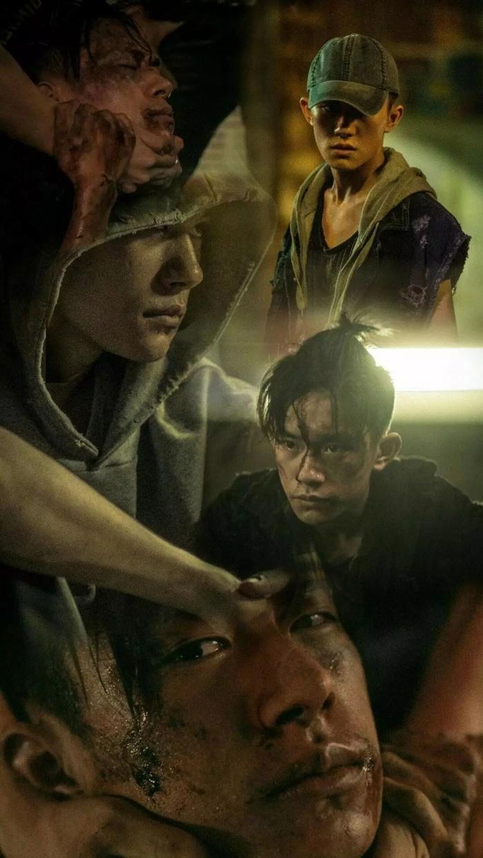 Tạo hình của Dịch Dương Thiên Tỉ trong phim mới và 'Em của thời niên thiếu' có giống nhau hay không? 16