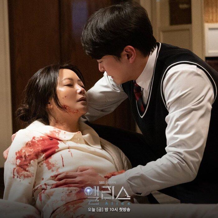 Phim Alice của Kim Hee Sun và Joo Won đạt rating vững chắc khi lên sóng tập 1 3