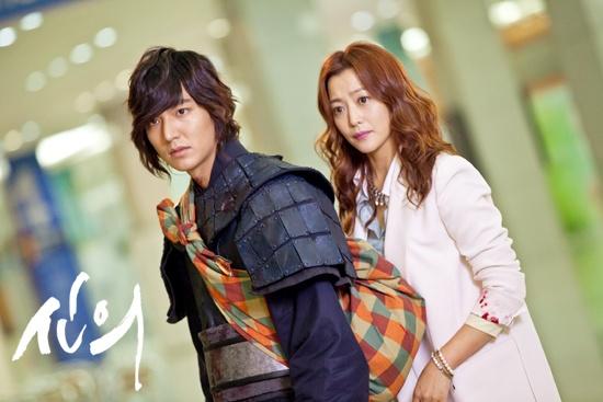 Khi Kim Hee Sun đóng cặp 2 nam thần 1987 Joo Won - Lee Min Ho: Làm mẹ thì trẻ, làm người yêu thì 'dừ'! 4