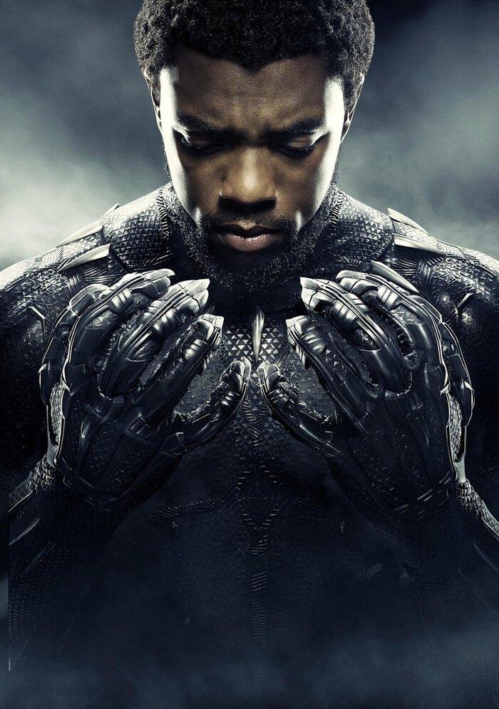 Chính Marvel cũng bất ngờ về sự ra đi của Chadwick Boseman 3