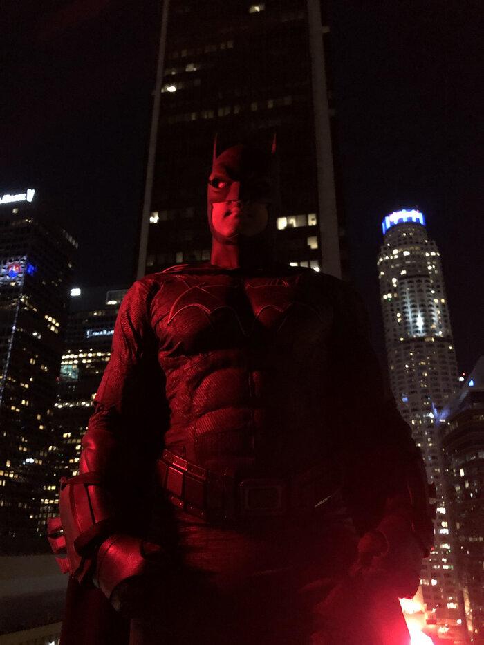 Cùng ngắm loạt ảnh Batman cực chất do nhiếp ảnh gia người Nga thực hiện 1