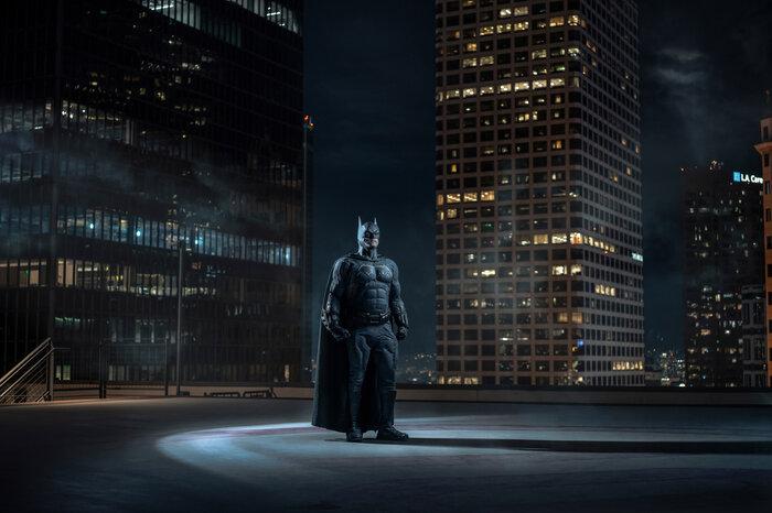 Cùng ngắm loạt ảnh Batman cực chất do nhiếp ảnh gia người Nga thực hiện 0