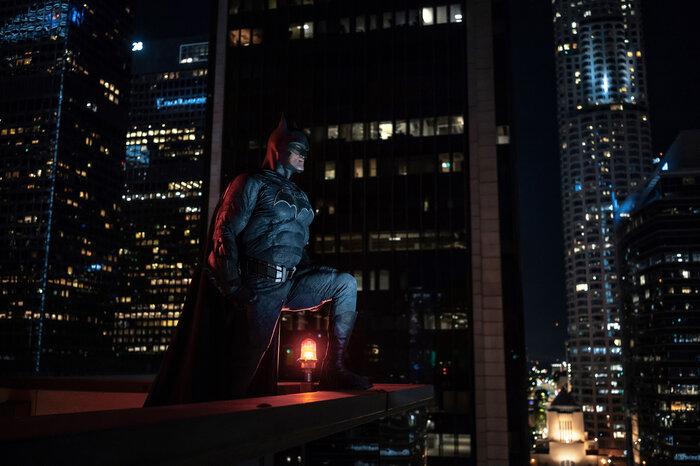 Cùng ngắm loạt ảnh Batman cực chất do nhiếp ảnh gia người Nga thực hiện 4