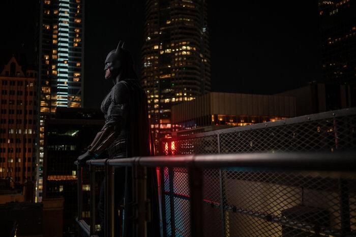 Cùng ngắm loạt ảnh Batman cực chất do nhiếp ảnh gia người Nga thực hiện 5