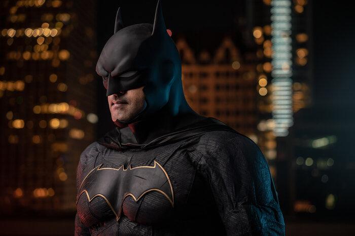 Cùng ngắm loạt ảnh Batman cực chất do nhiếp ảnh gia người Nga thực hiện 6