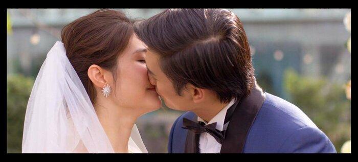 Nụ hôn đẹp nhất trong 60 tập của Tình yêu và tham vọng