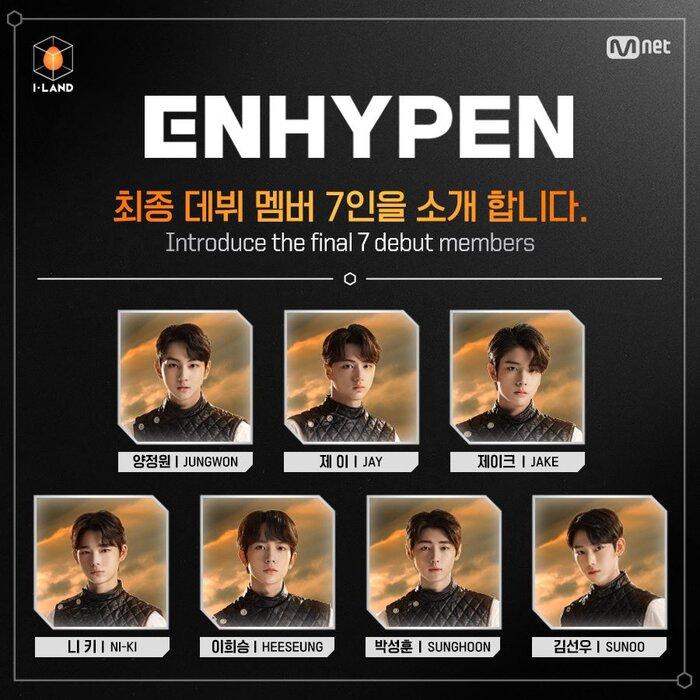 Chung kết 'I-LAND': Công bố 7 thực tập sinh debut làm 'đàn em' của BTS, 'Quán quân' là ai? 6
