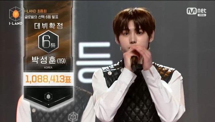 Chung kết 'I-LAND': Công bố 7 thực tập sinh debut làm 'đàn em' của BTS, 'Quán quân' là ai? 8