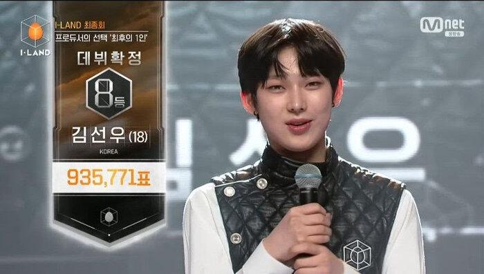 Chung kết 'I-LAND': Công bố 7 thực tập sinh debut làm 'đàn em' của BTS, 'Quán quân' là ai? 7