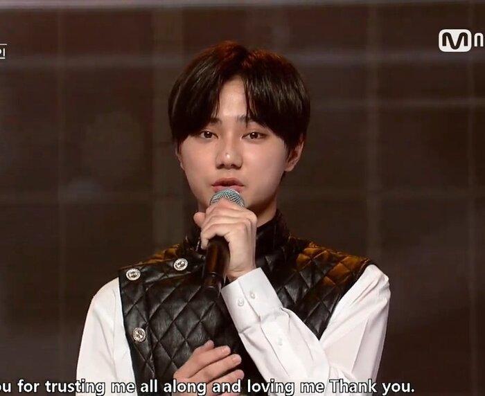 Chung kết 'I-LAND': Công bố 7 thực tập sinh debut làm 'đàn em' của BTS, 'Quán quân' là ai? 15