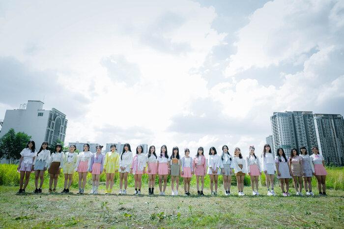 Sẽ ra sao khi 23 thành viên nhóm nhạc SGO48 cùng nhau xuất hiện trong MV comeback? 2