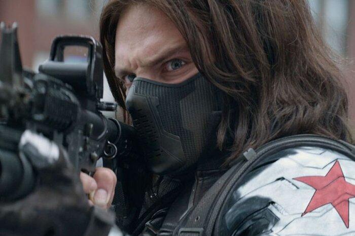 'The Falcon and the Winter Soldier': Rò rỉ loạt ảnh trên xe moto cực ngầu của Sebastian Stan 0