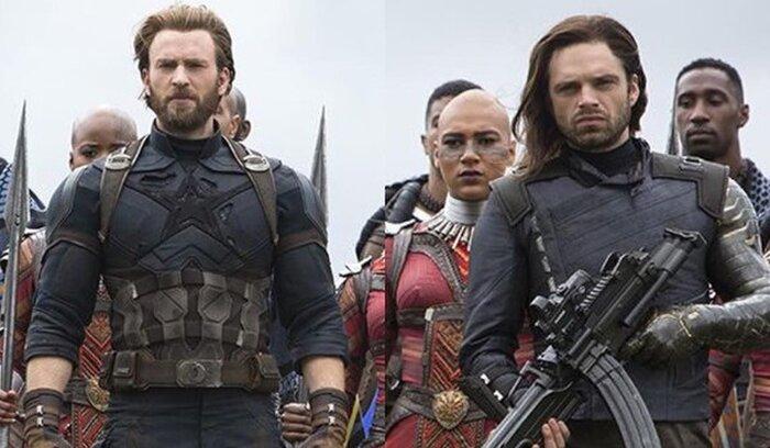 'The Falcon and the Winter Soldier': Rò rỉ loạt ảnh trên xe moto cực ngầu của Sebastian Stan 1