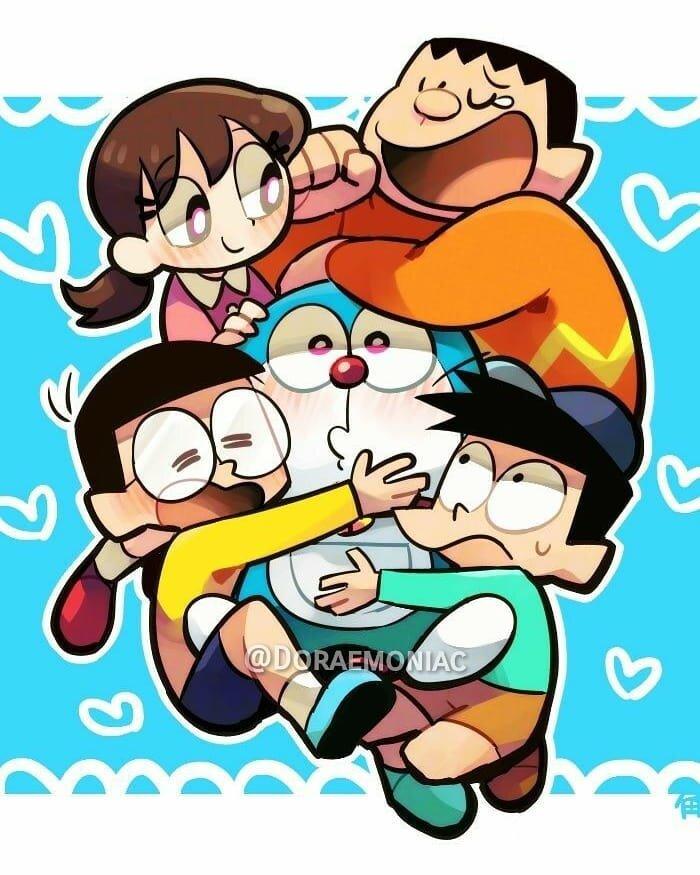 Những món bảo bối của Doraemon được nhiều người 'cầu mong' xuất hiện trong lúc giãn cách xã hội 0