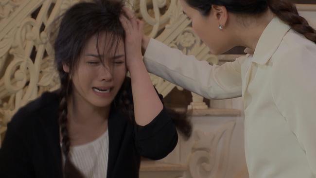 'Vua bánh mì' vừa lên sóng đã có cảnh túm tóc đánh ghen: Nhật Kim Anh bị Thân Thúy Hà tát, chửi mắng vì giật chồng 4