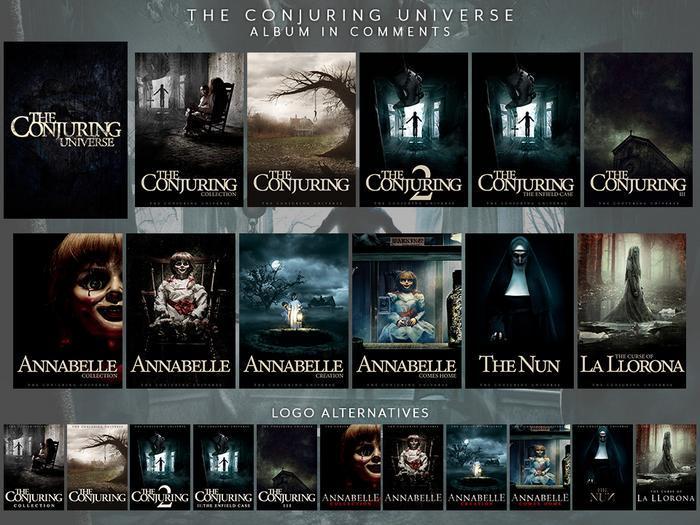 'The Conjuring' sắp có cả phiên bản dài tập do HBO Max sản xuất 5