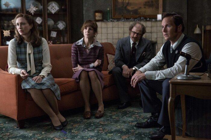'The Conjuring' sắp có cả phiên bản dài tập do HBO Max sản xuất 8