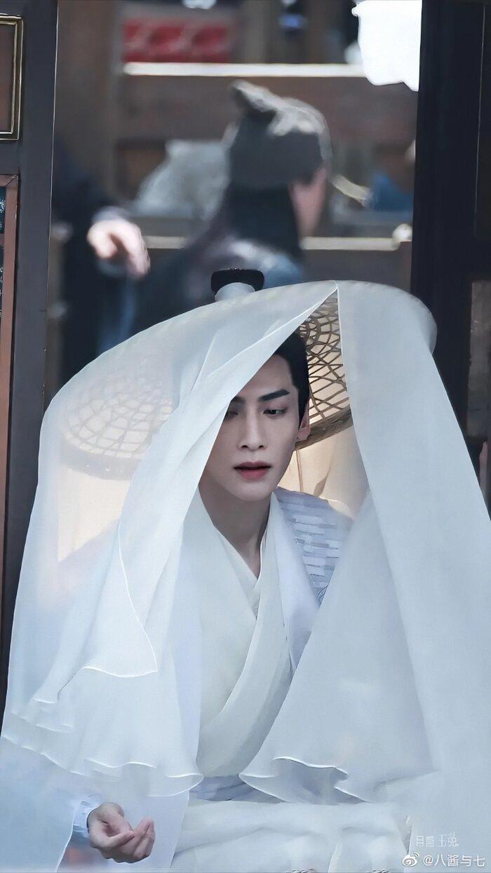 'Hạo y hành' đóng máy: La Vân Hi gây xôn xao vì gương mặt già nua xuống sắc 8